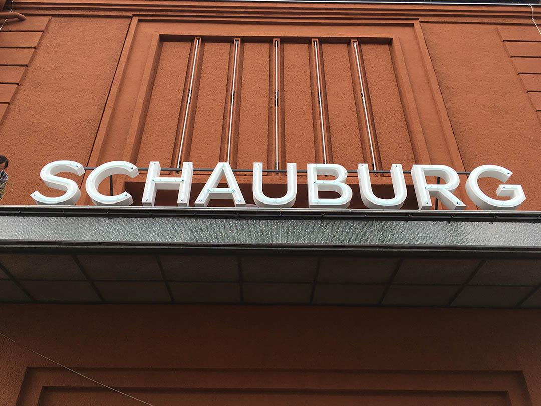 Werbetechnik BLOG Lichtwerbung Schauburg Dresden